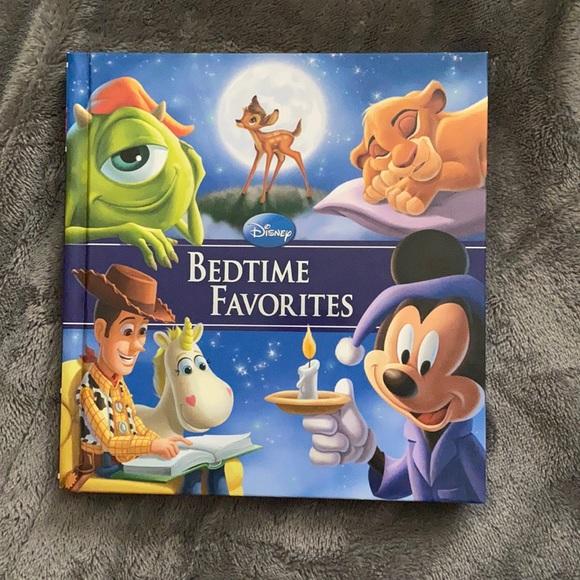 Disney's bedtime favorites book